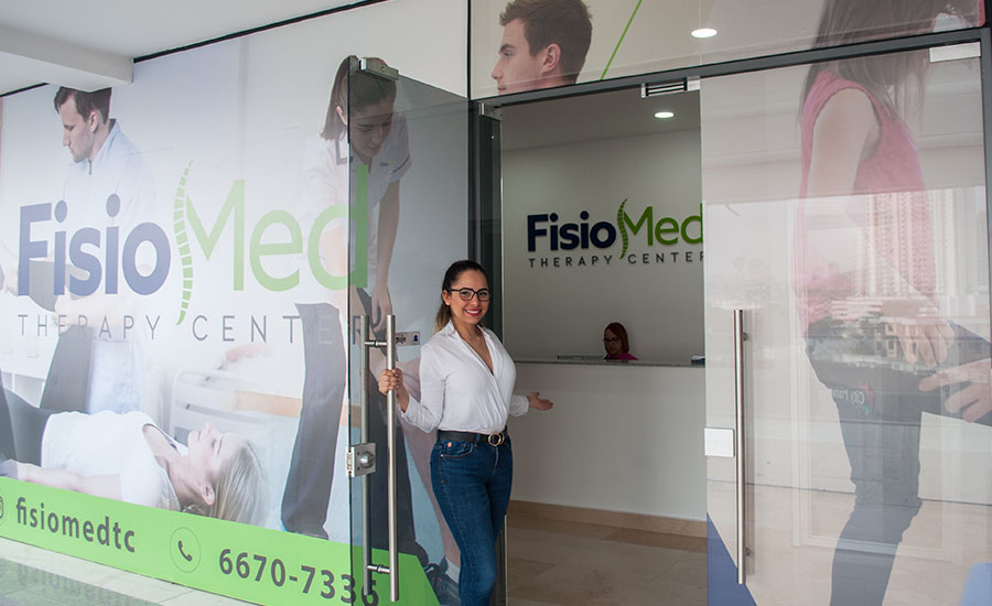 Fisiomed Royal Blue Plaza 3 piso